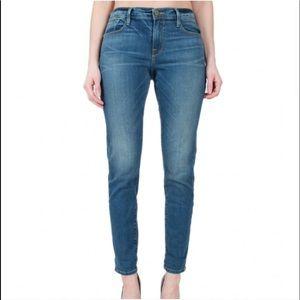 FRAME denim le garçon jeans size 27